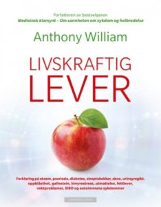 Boka livskraftig lever av Anthony William.