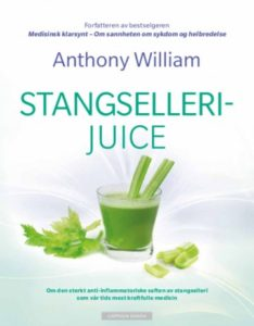 Bilde av boka Stangselleri-juice av Anthony William.